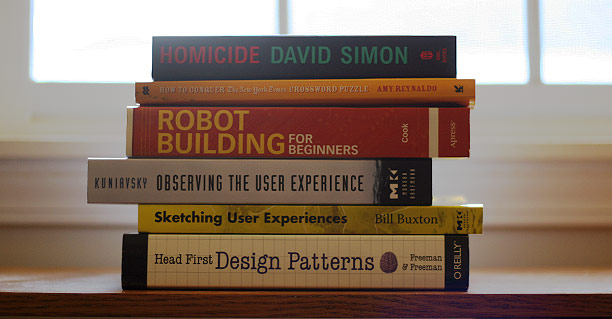 Picture of books